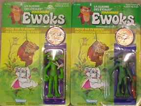 STAR WARS EWOKS (Kenner) 1985 Ewoks1
