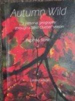 image - book cover - Autumn Wild - Canadian Nature Essays