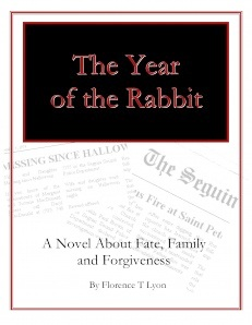 Ebook  cover:  The Year of the Rabbit