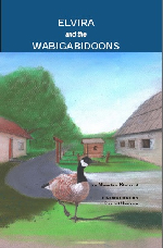 image - book cover - Elvira and the Wabigabidoons