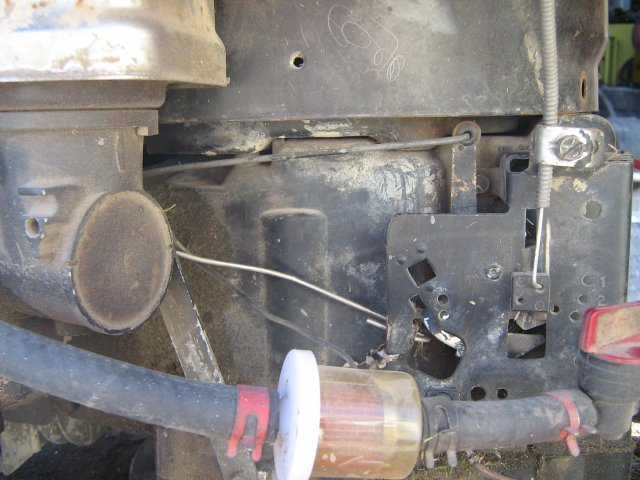 12hp Briggs And Stratton Carburetor Linkage