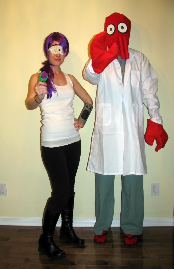 The gallery for --> Fry Futurama Costume Futurama Leela Costume