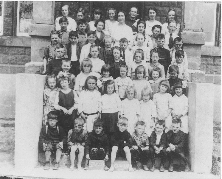 Bell's Corners School, c. 1920