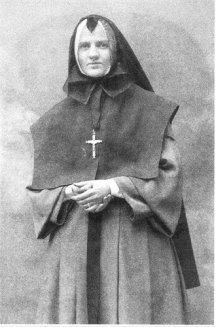Photo of Sister Melanie (Martha Mary Tierney
