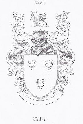 Tobin Family Shield