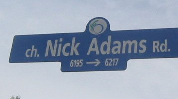Nick Adams Road