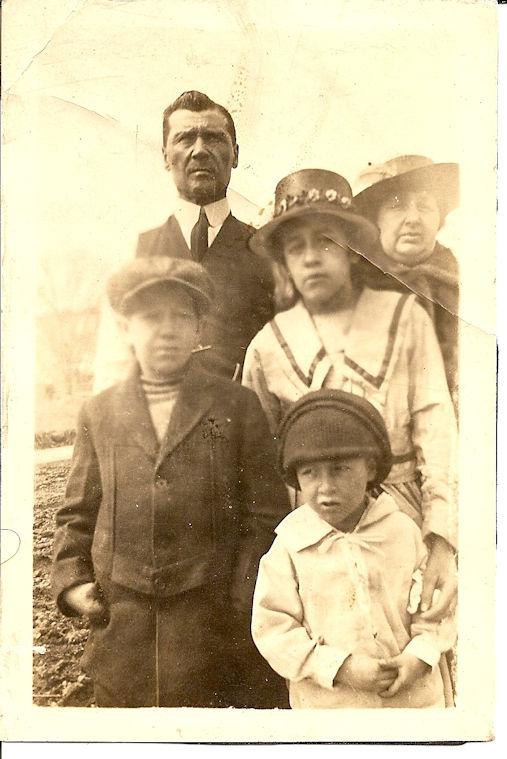 the family of Big John (Jean) ALBERT, Ottawa, Canada