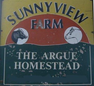 Argue Homestead, Goulbourn Township, Ontario, Canada