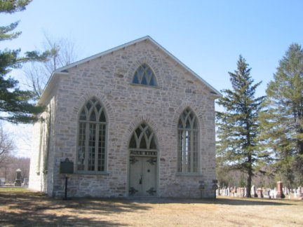 Auld Kirk at Almonte, Ontario, Canada