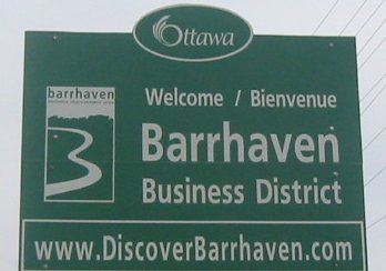 Barrhaven Business District