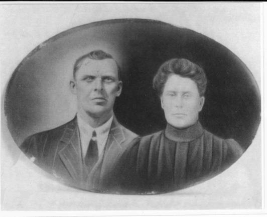 Robert Amos Bonell and Elizabeth McDonnel