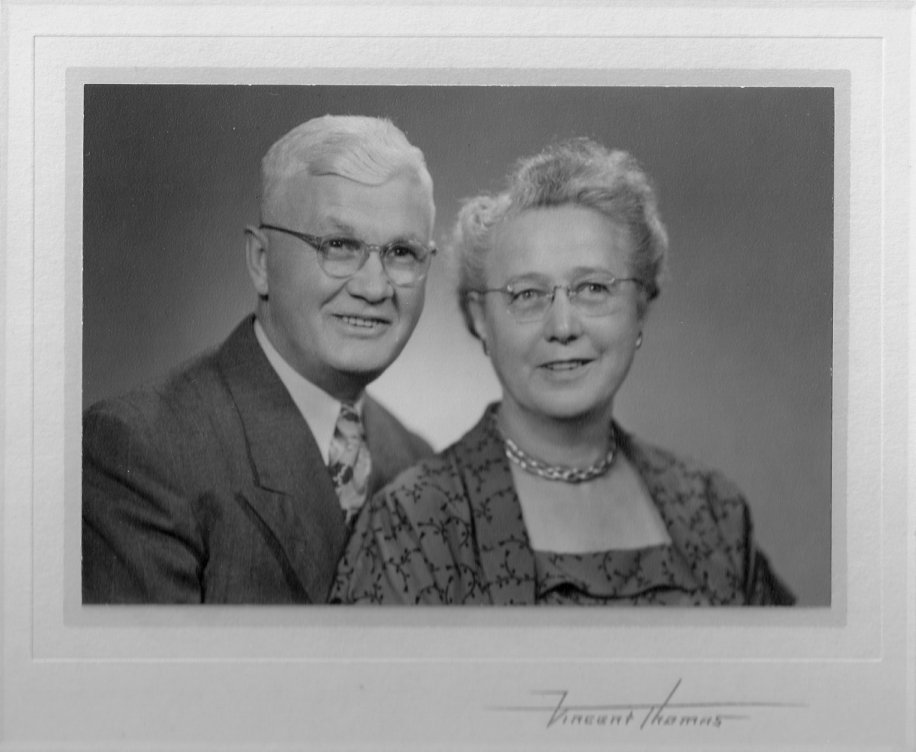Robert Frederick Bonell and Bertha (nee Russell) Bonell