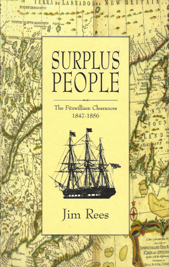 Surplus People,book by Jim Rees
