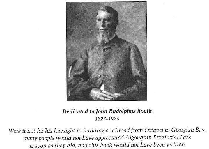 John Rudolphus Booth - J. R. Booth