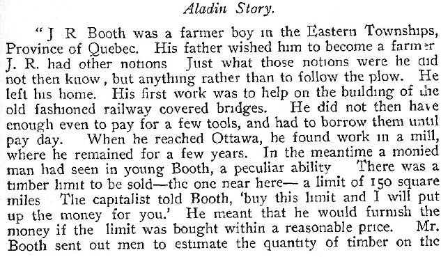 Story about J.R. Booth (1)