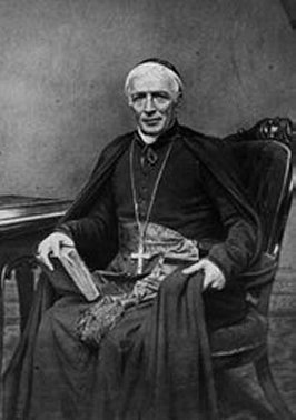 Monseigneur Ignace Bourget, Bishop of Montreal