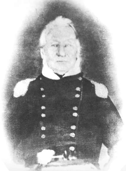 Captain William Brown Bradley