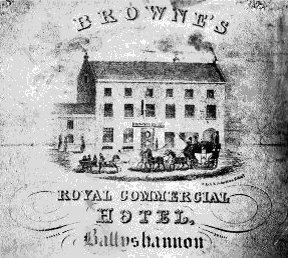 Browne's Hotel, Ballyshannon, County Donegal