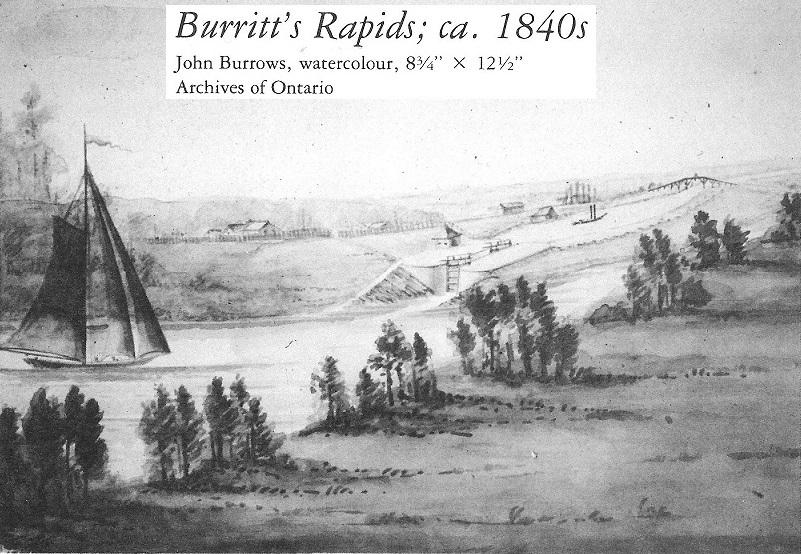 Burritts Rapids Pic