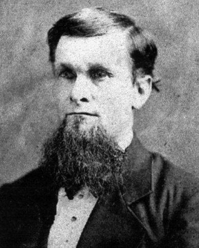 Burroughs, Thomas Hamilton, 1837-1864