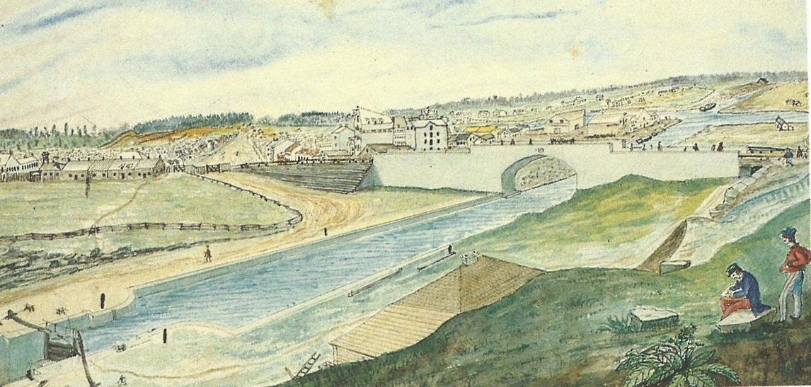 Thomas Burrowes Painting