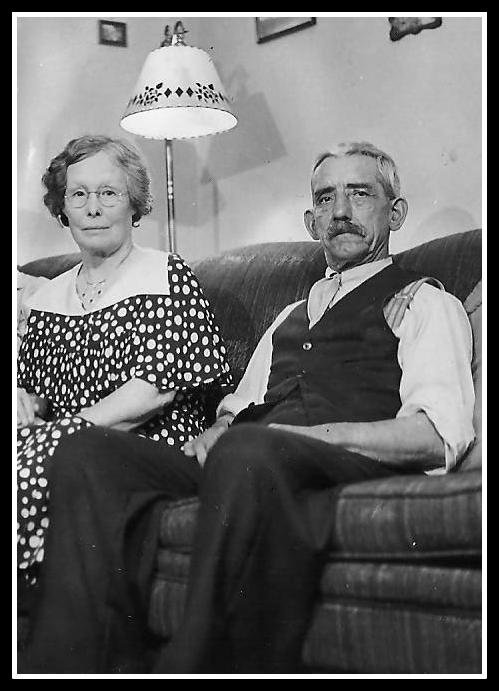 Catherine Leahy and Joseph James Bruton in the 1930's