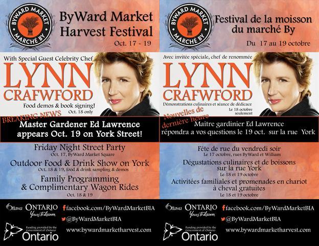 Byward Market, Ottawa, Ontario, Canada