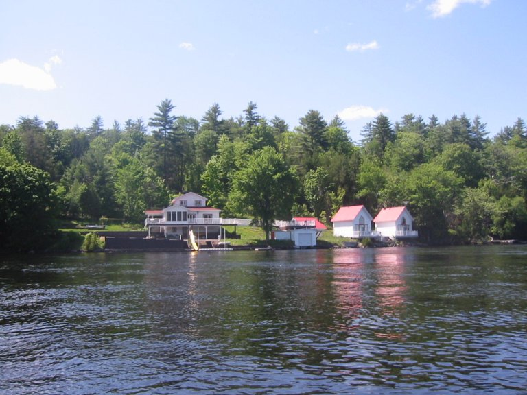 Cottage at Calabogie Lake