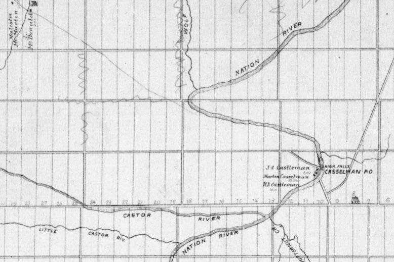 Cambridge Township, Ontario, 1870's