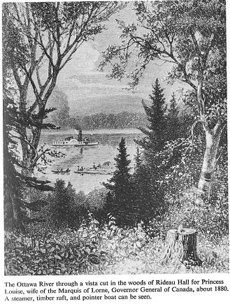 Memories of New Edinburgh, Ottawa, Ontario, Canada