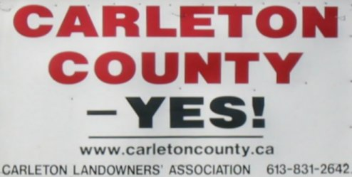Carleton County - Yes