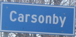 Carsonby, Ontario Sign