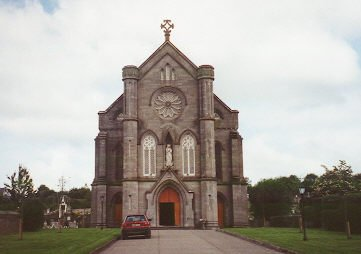 Castlecomer, County Kilkenny, Roman Catholic Church