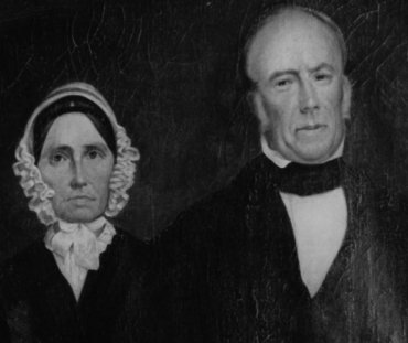 Joseph Coombs and Ann Robinson