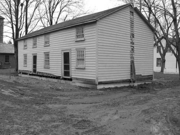 Corbett Tavern at Fanshawe Pioneer Village
