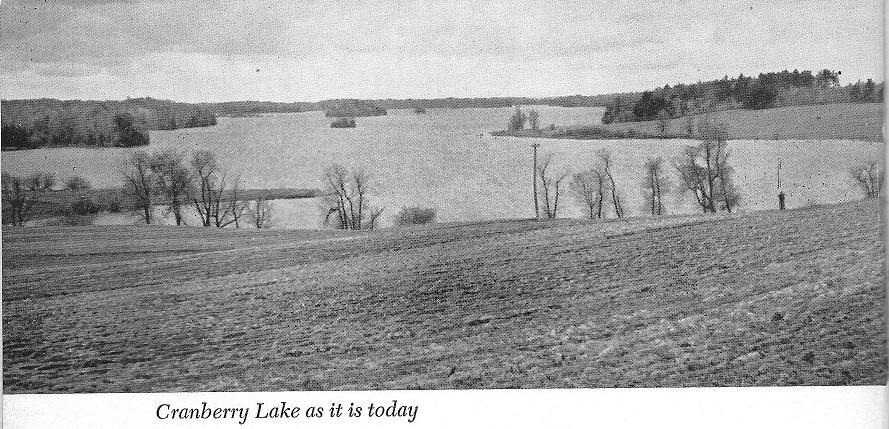 Rideau Canal Malaria at Cranberry Lake, 1828