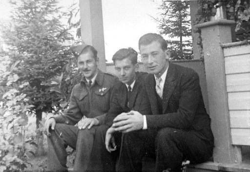 Doughty Brothers from Maniwaki, Quebec, WW2