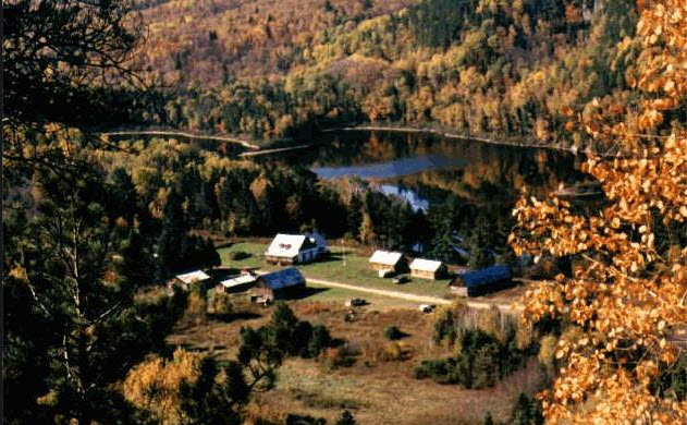 Dumoine River Rod and Gun Club, Quebec, Canada