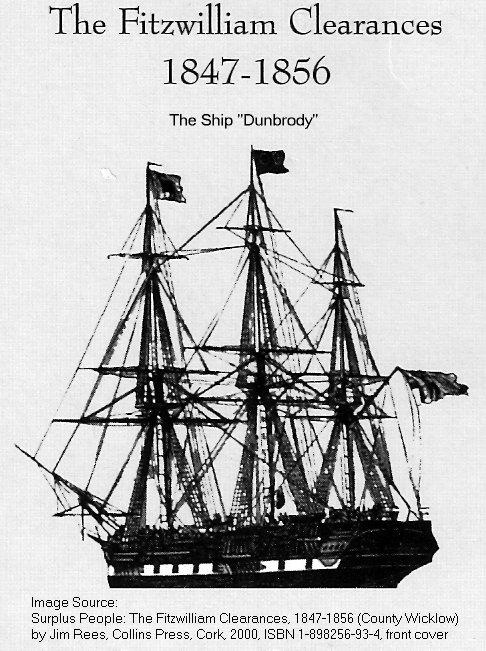 Sailing Ship Dunbrody