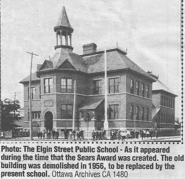 Elgin Street Public School, Ottawa, Ontario, Canada