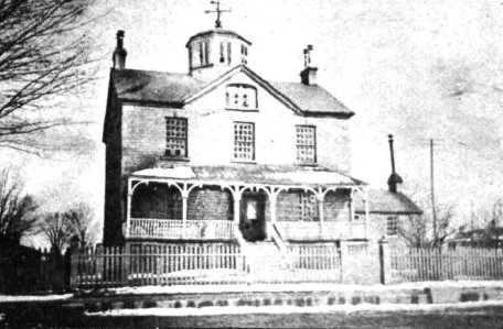 First Protestant Hospital in Bytown / Ottawa, Canada