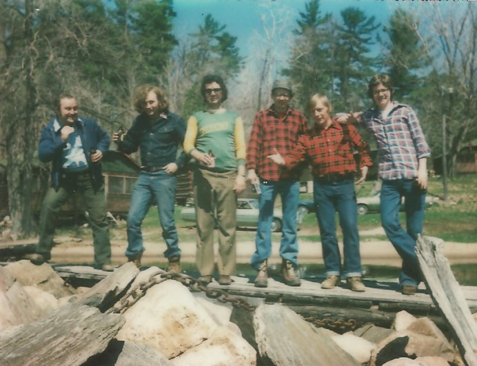 1975 Fishing Trip to Calabogie Lake, Renfrew County, Ontario, Canada
