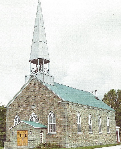 St. Michael's Roman Catholic Church at Fitzroy Harbour
