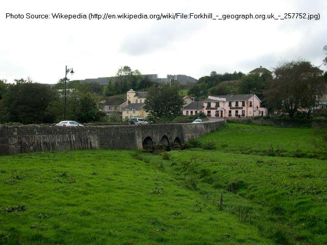 Forkhill, County Armagh, Ireland picture