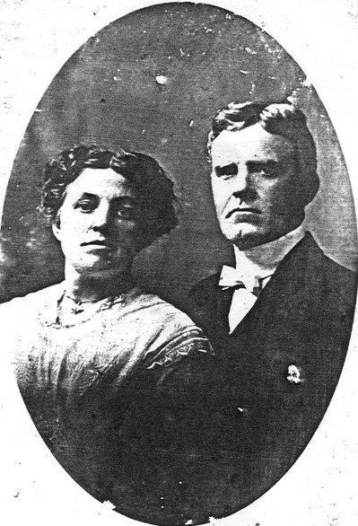 William Fox and Elizabeth Ward