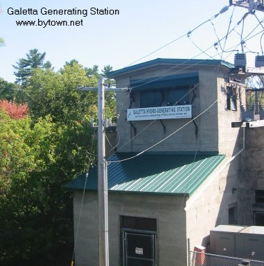 Galetta, Ontario, Canada - Hydro Generating Station
