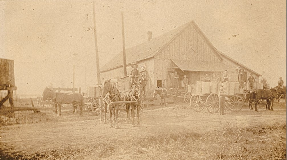 Gamble Property -- Cheese Factory in Gloucester Township, Ottawa, Canada