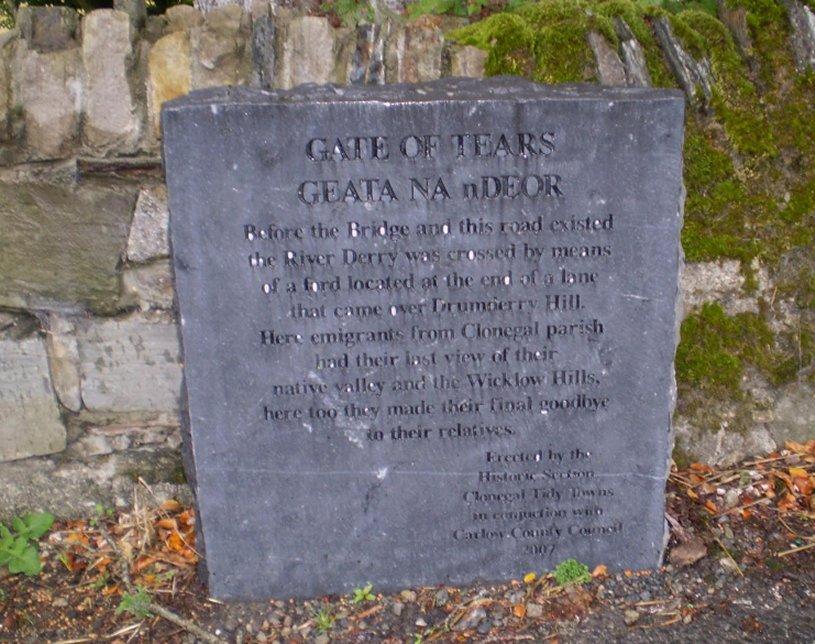 Gate of Tears, County Wicklow, Ireland