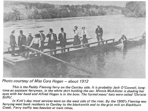 Gatineau River Ferry #1