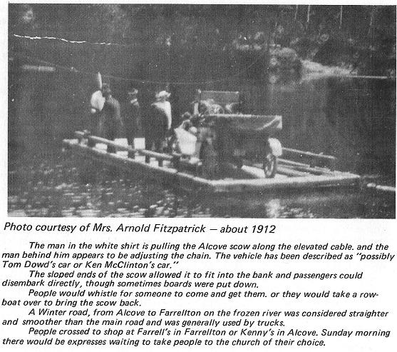 Gatineau River Ferry #3